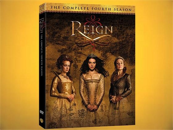Reign season4 giveaway