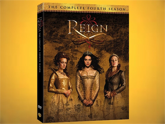 Reign: The Complete Fourth and Final Season on DVD sweepstakes