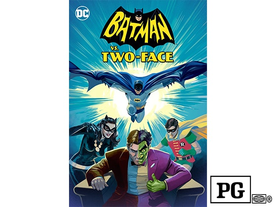 """Batman vs. Two-Face"" on Digital sweepstakes"