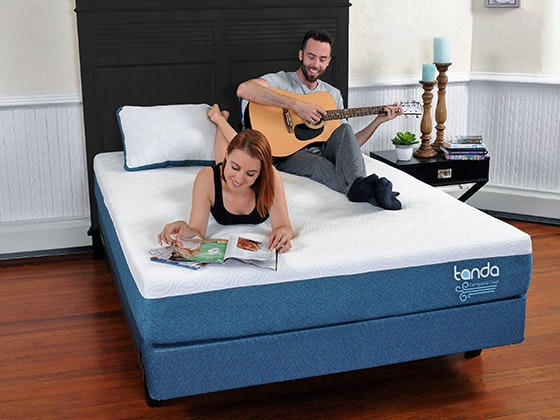 Queen-Size Tanda Mattress sweepstakes