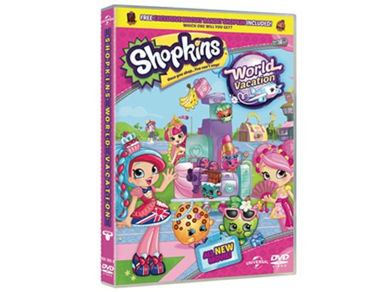 Shopkins new