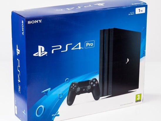 PS4 Pro 1TB Console sweepstakes