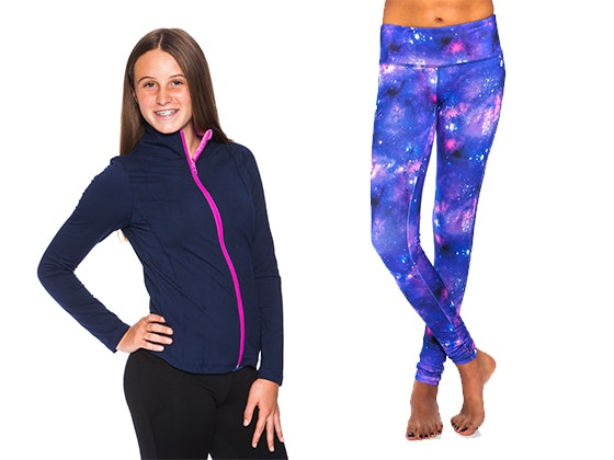 Jill Yoga Complete Outfit sweepstakes
