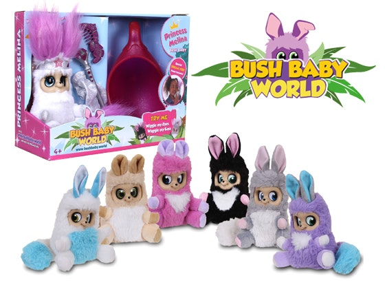 Bush Baby World Toy Packs sweepstakes
