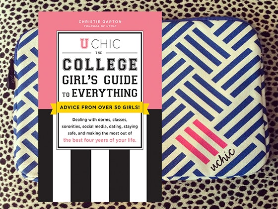 """U Chic: The College Girl's Guide to Everything"" + a Tablet Case sweepstakes"