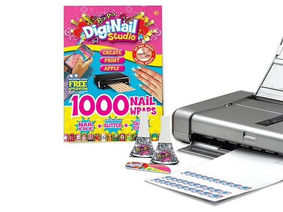 Bo-Po Digi-Nail Studio™ sweepstakes