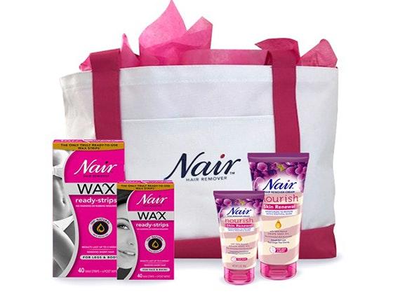 Nail beachbag giveaway