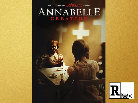 """Annabelle: Creation"" on Digital sweepstakes"