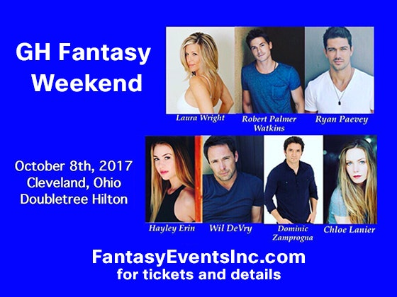 Gh fantasy weekend cleveland 1