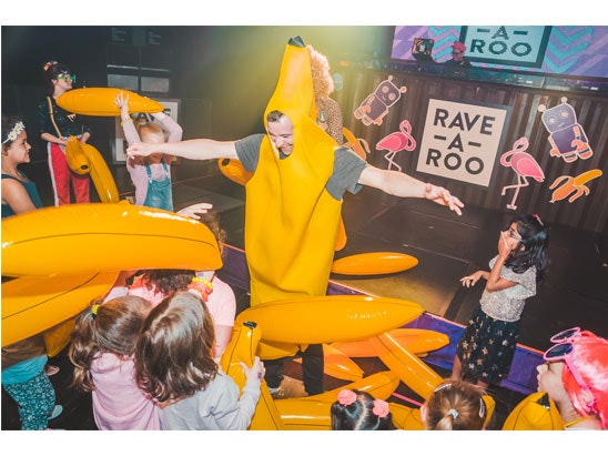 KIDS RAVE AT MINISTRY OF SOUND sweepstakes