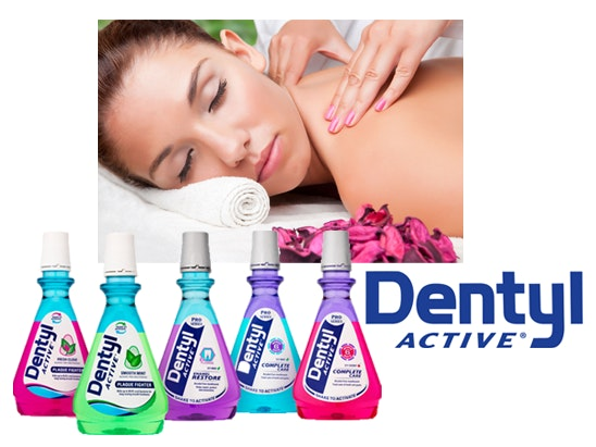 a Weekend Spa break with Dentyl Active sweepstakes