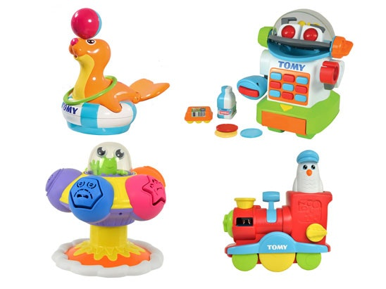 TOMY TOOMIES BUNDLE sweepstakes