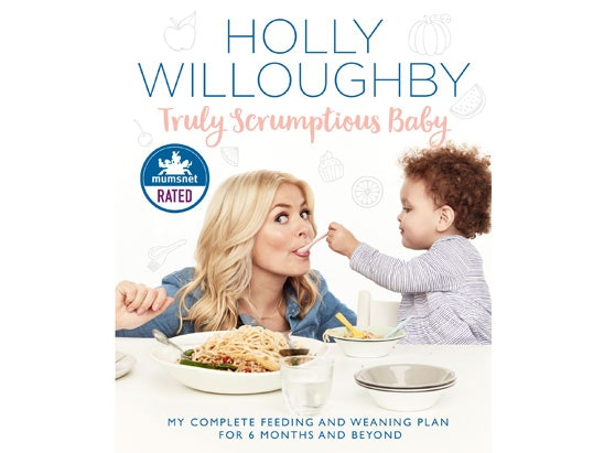 Win Holly Willoughby's new book! sweepstakes