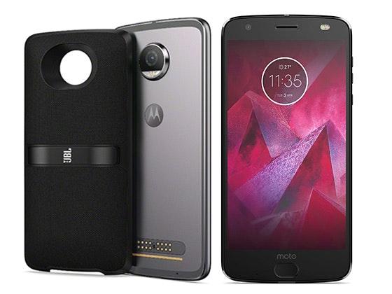 Moto Z Force Edition Smartphone + JBL SoundBoost 2 Speaker sweepstakes