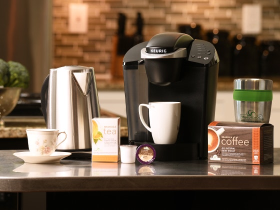 Keurig® K55 Coffee Maker & Brassica® Coffee & Tea sweepstakes