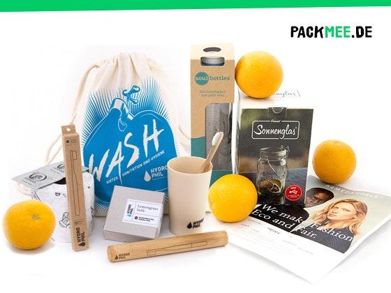Starter-Kit für Nachhaltigkeit Gewinnspiel