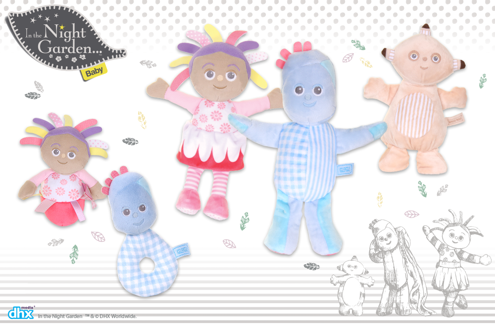 In The Night Garden Baby prizes! sweepstakes