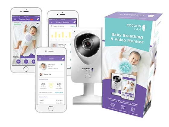 Cocoon Cam Baby Monitor sweepstakes