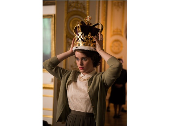 THE CROWN: SEASON ONE sweepstakes