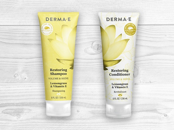Derma E Hair Care Prize Package sweepstakes