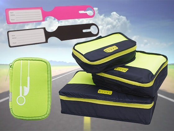 MyTagAlongs Travel Accessories sweepstakes