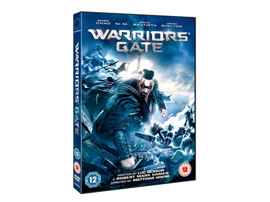 Warrior's Gate sweepstakes