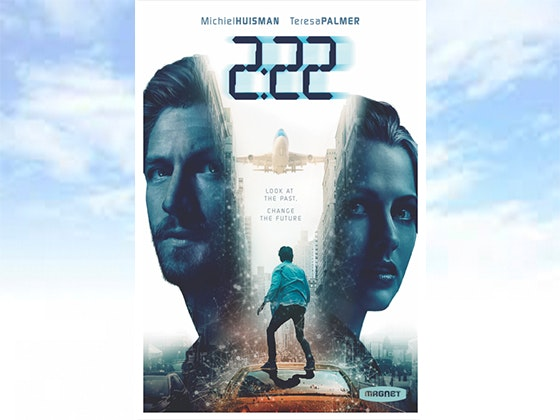 """2:22"" on Blu-ray! sweepstakes"