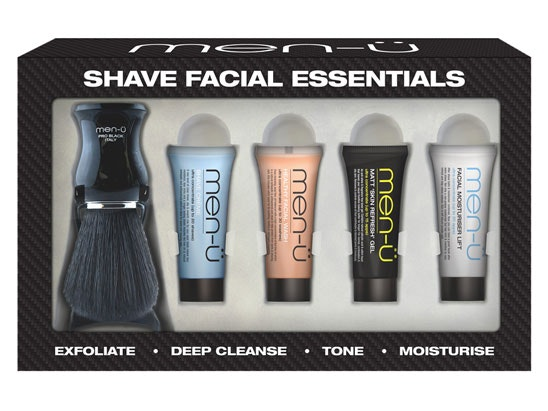 men-ü Shave Essential Kit  sweepstakes