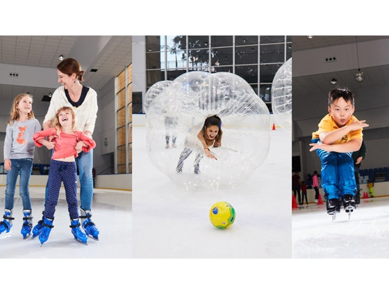 Macquarie Ice Rink  sweepstakes
