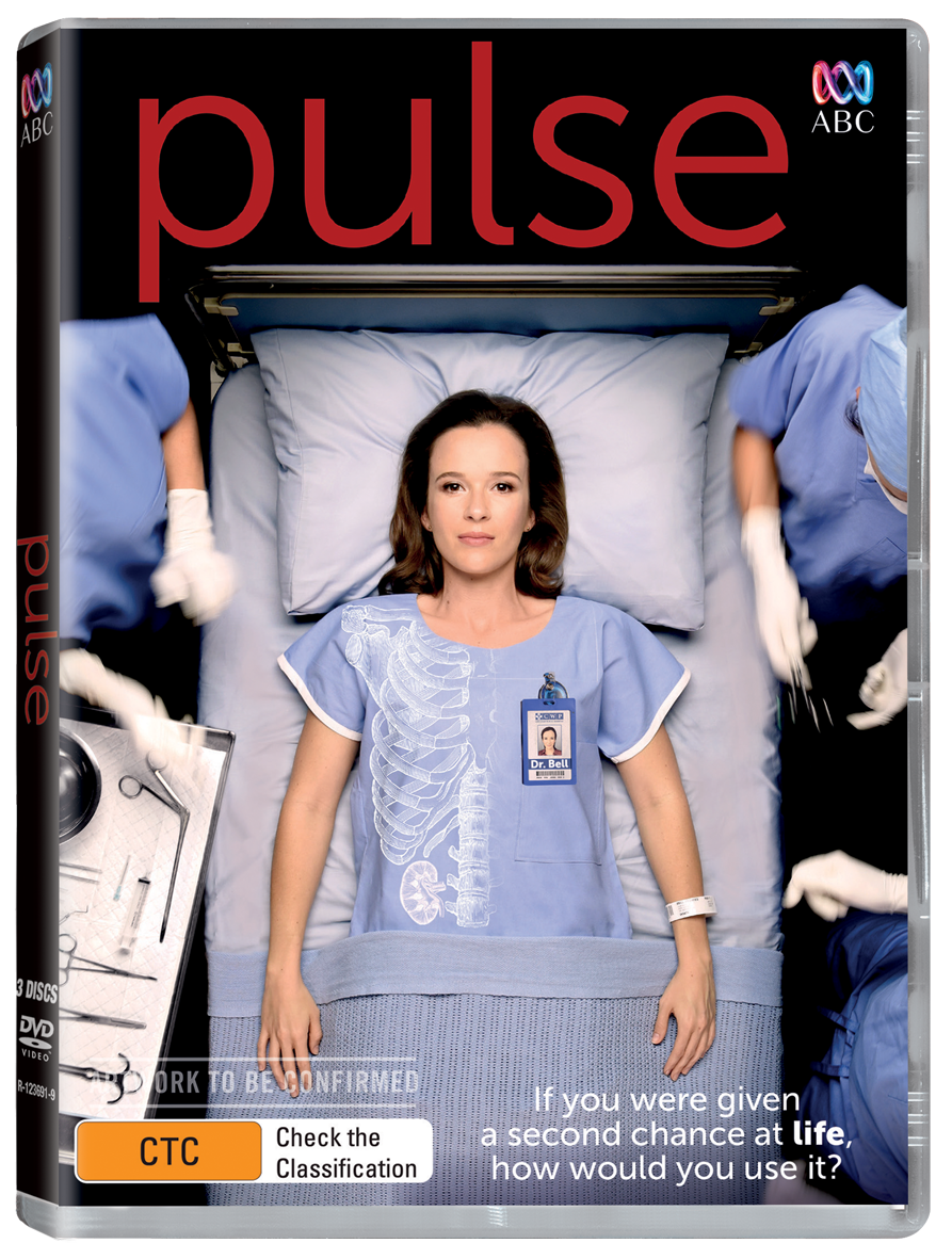 Pulse DVD sweepstakes