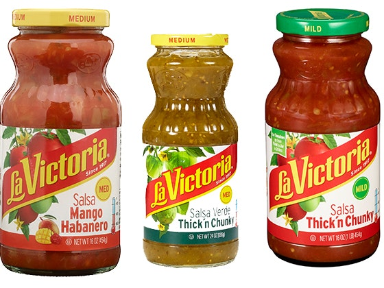 Salsa Prize Package from LA VICTORIA sweepstakes