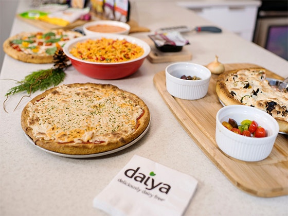 Daiyafoods pizzapack giveaway 1