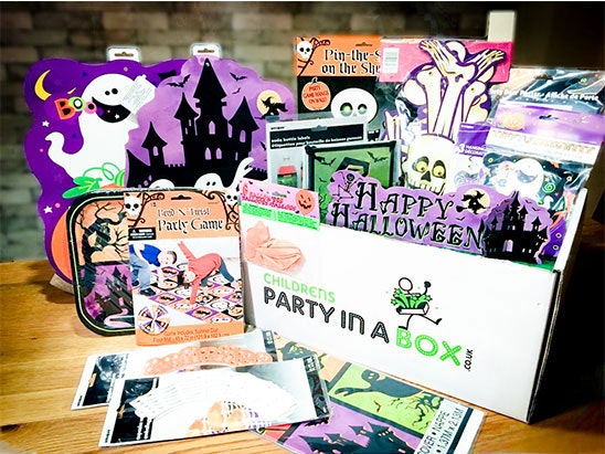 Ultimate Halloween party sweepstakes