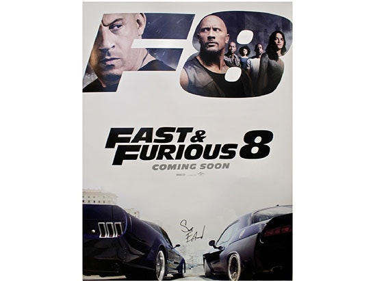 Fast & Furious 8 sweepstakes