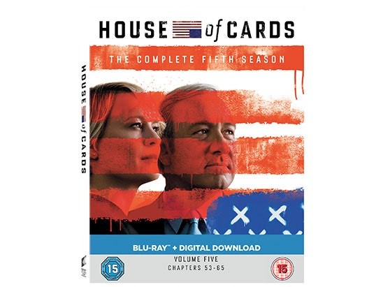 House of Cards Season 5  sweepstakes