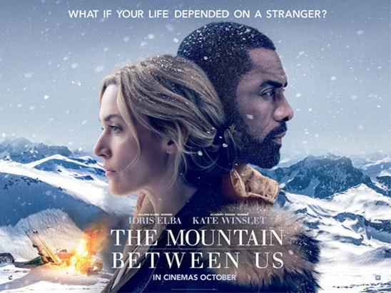 The Mountain Between Us sweepstakes