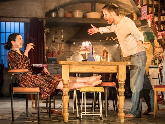 tickets The Ferryman at the Gielgud Theatre sweepstakes