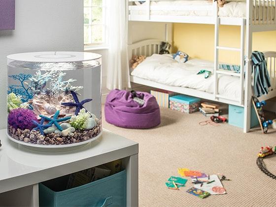 biOrb® TUBE Tabletop Aquarium sweepstakes