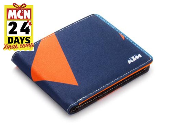 KTM Replica Wallet sweepstakes