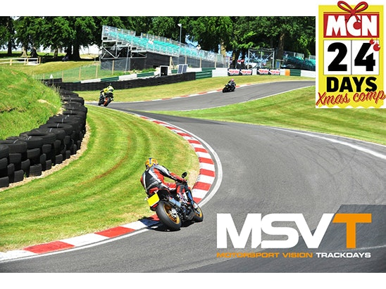 MSV Trackdays sweepstakes