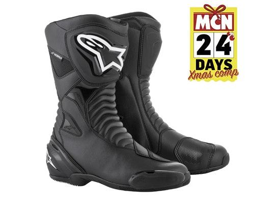 Alpinestars smxs wp boots