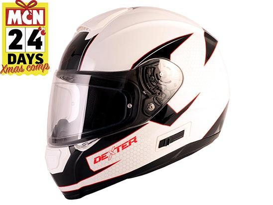 Dexter optimus helmet