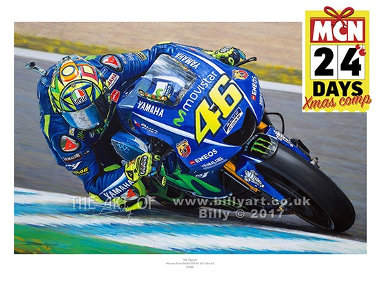 Rossi billy art