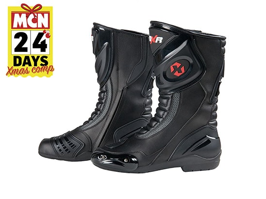 DXR Code Boots sweepstakes