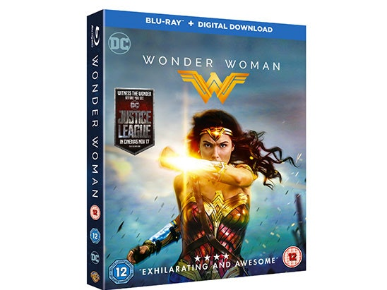 Wonder woman sweepstakes