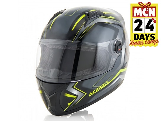 Acerbis FS07 Lid sweepstakes