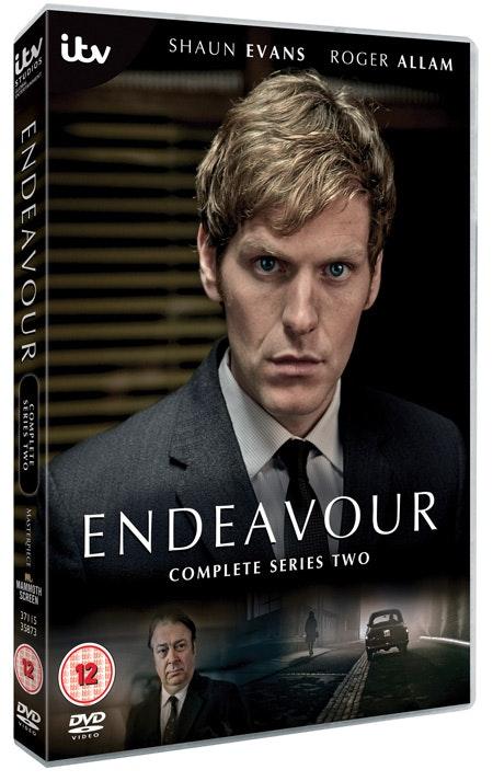 Endeavour series 2 3d