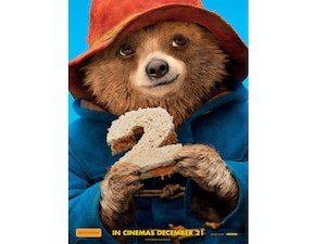 Paddington bear 2 sweepon