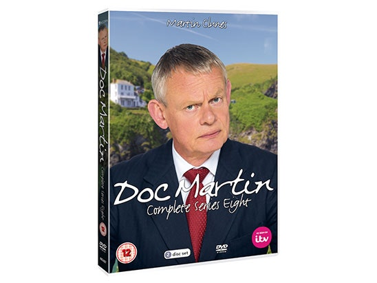 Dr Martin series 8 sweepstakes
