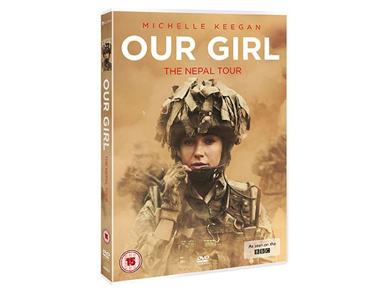 Our Girl: The Nepal Tour sweepstakes